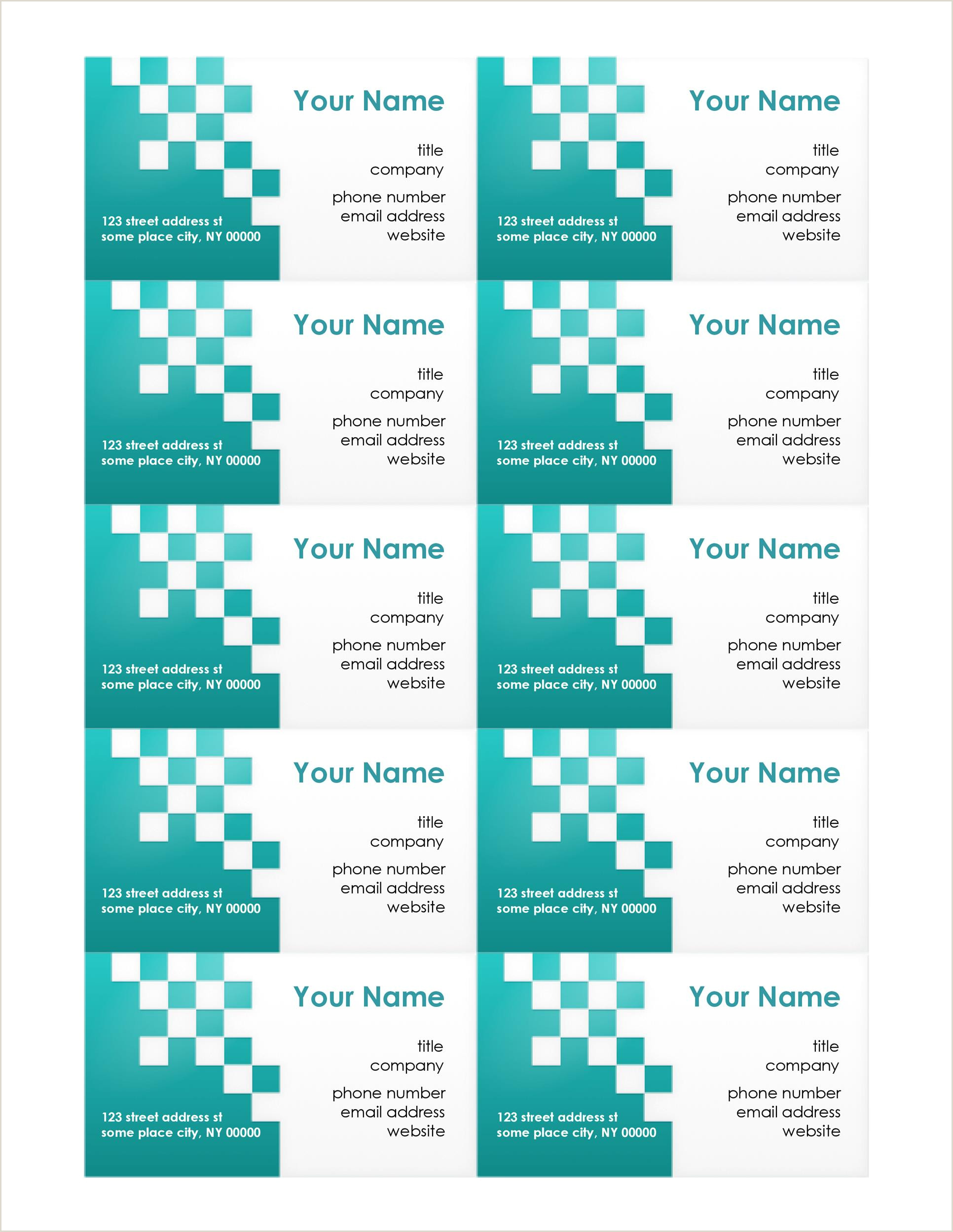 Professional Business Cards Template 40 Free Business Card Templates Templatelab