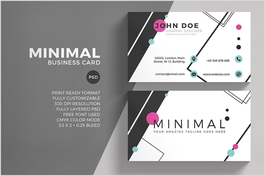 Professional Business Cards Templates 20 Best Business Card Design Templates Free Pro Downloads