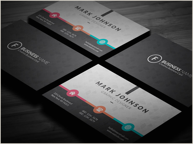 Professional Business Cards Templates Free Business Card Designs Templates