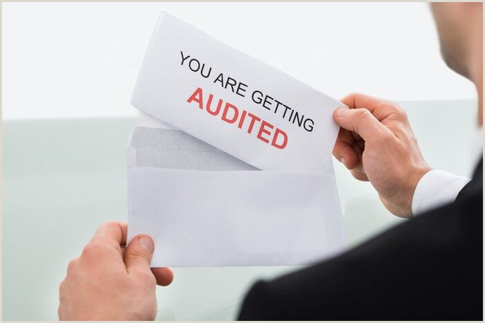 Professional Personal Business Cards Got An Irs Audit Notice Here S What To Do