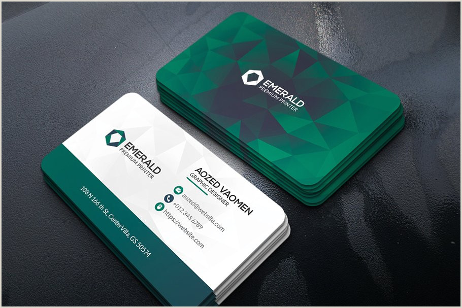 Professional Personal Business Cards Personal Business Card