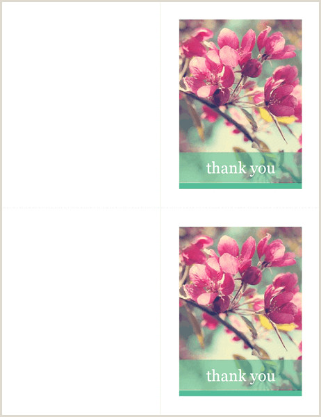 Professional Thank You Card Designs Shipping Labels Sienna Design 10 Per Page Works With