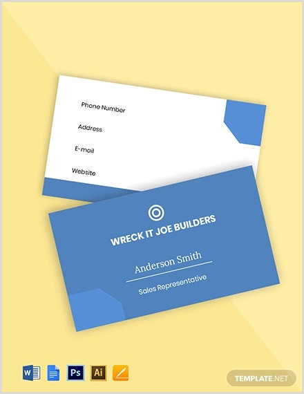 Real Estate Business Card Photos 13 Free Real Estate Business Card Templates Ai Psd Word