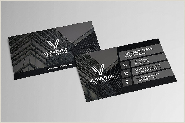 Real Estate Business Card Photos Free 25 Real Estate Business Card Templates In Psd