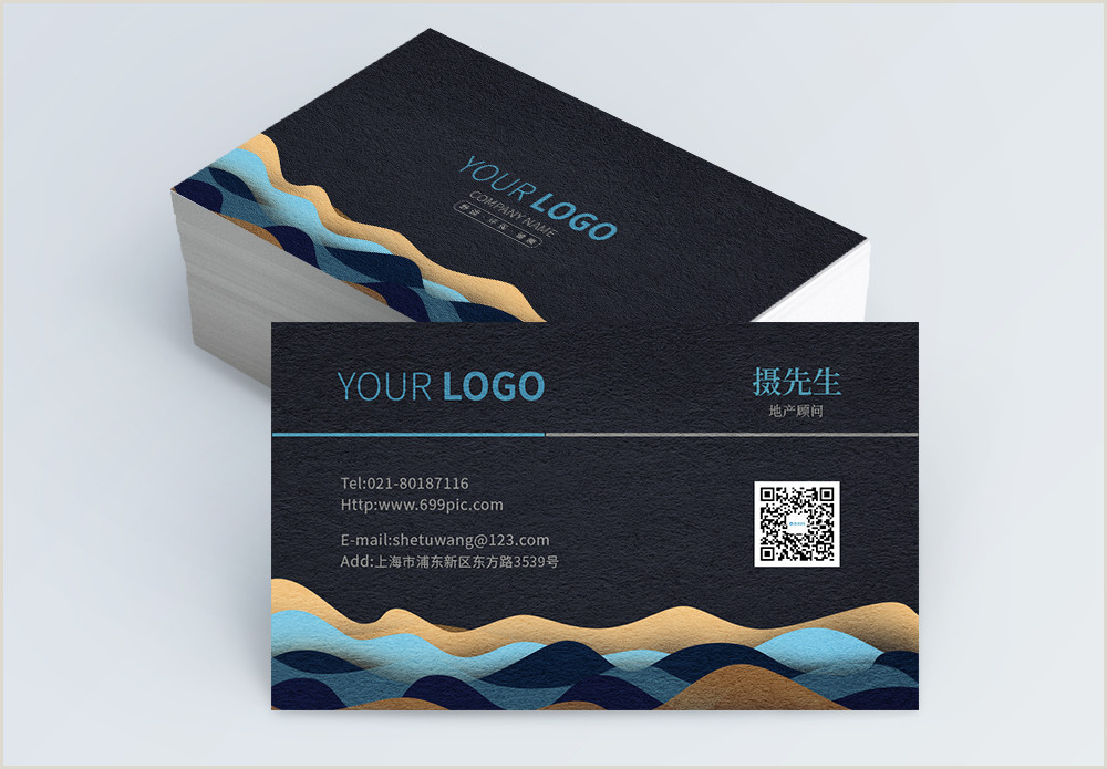 Real Estate Business Card Photos Real Estate Business Card Graphic Design Templates