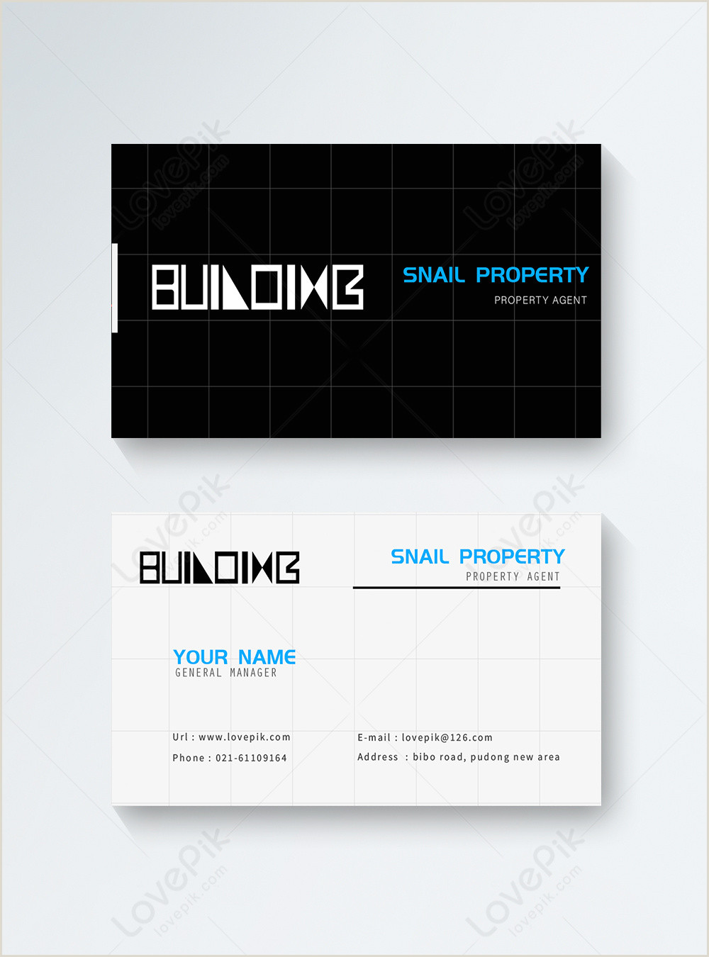 Real Estate Business Card Photos Real Estate Business Card Template Image Picture Free