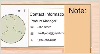 Really Cool Business Cards 3 Ways To Make A Business Card Wikihow