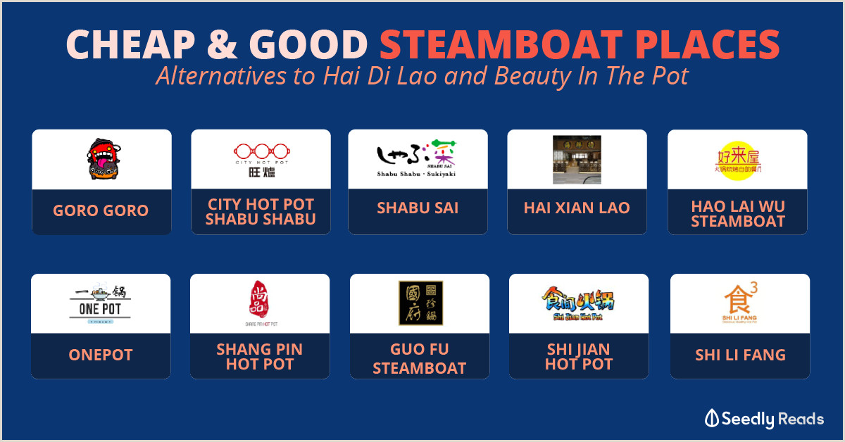 Restraurants Best Business Cards Hai Di Lao Alternatives Cheap And Good Steamboat And Hot