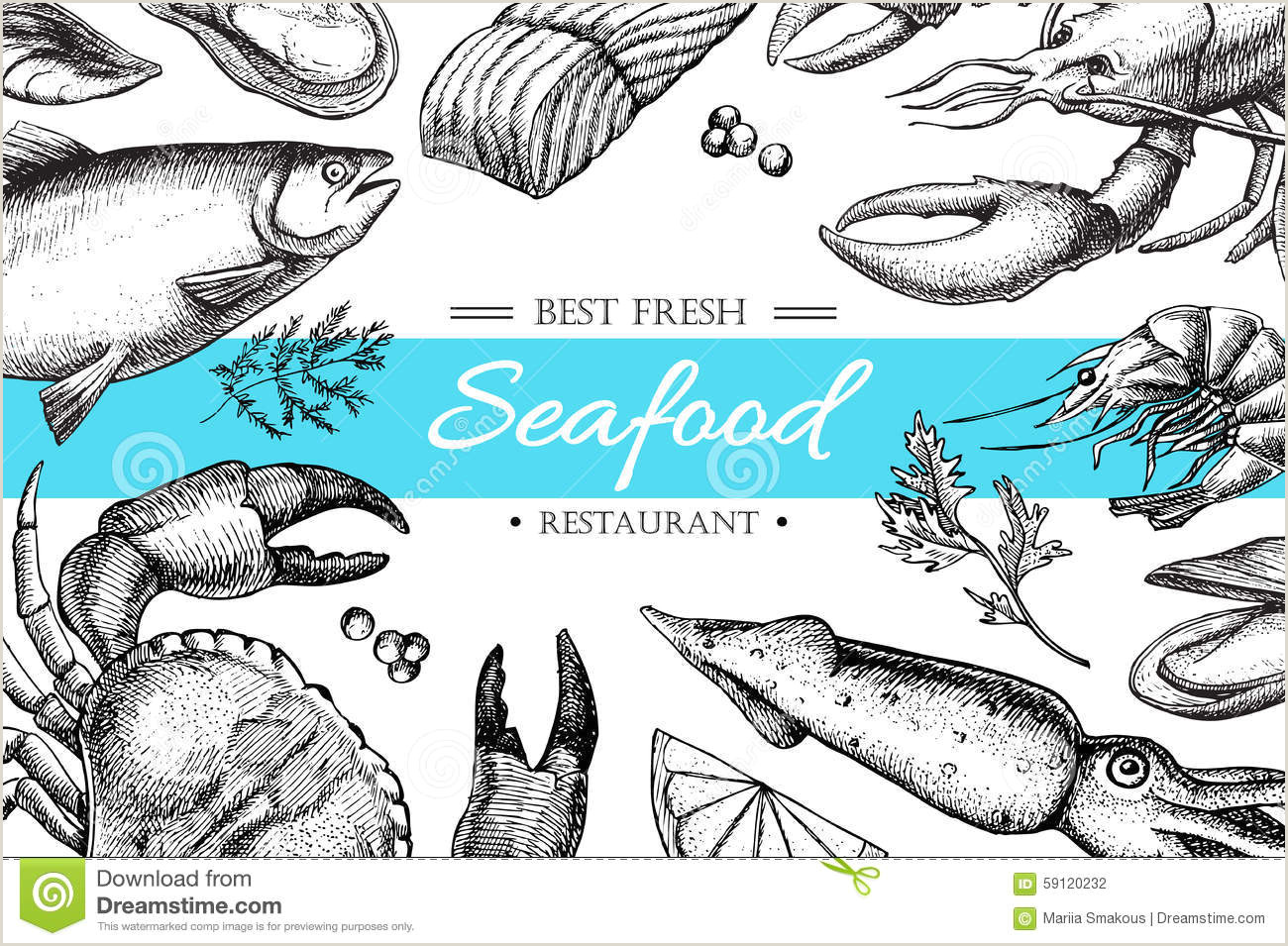 Restraurants Best Business Cards Restaurant Illustration Stock Illustrations – 628 607