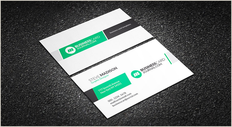 Sample Business Card 75 Free Business Card Templates That Are Stunning Beautiful
