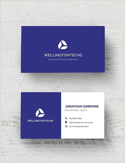 Sample Business Card Layout 18 Business Card Examples Templates & Design Ideas
