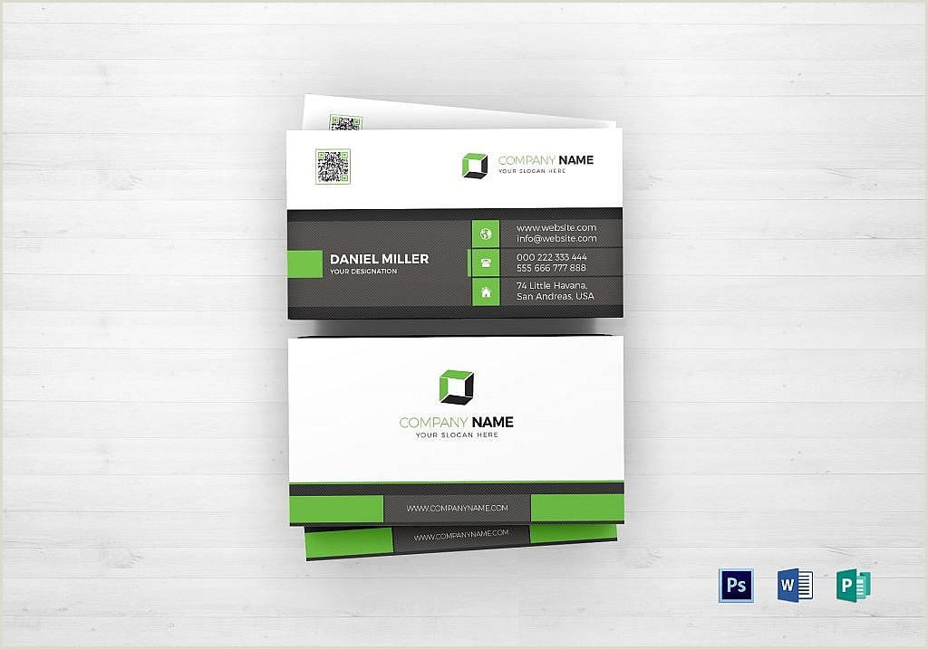 Sample Business Card Layout 55 Beautiful Business Card Designs