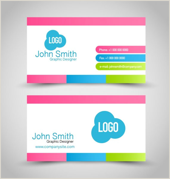 Sample Calling Card ᐈ Calling Card Sample Design Stock Images Royalty Free