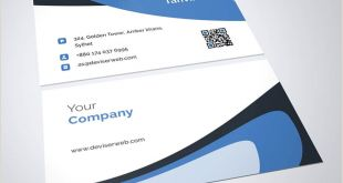 Sample Of Business Card 75 Free Business Card Templates that are Stunning Beautiful