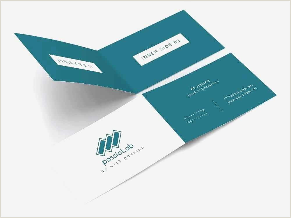 Simple Business Card Examples Free Business Card Design Templates Free C2a2ec286a Minimal