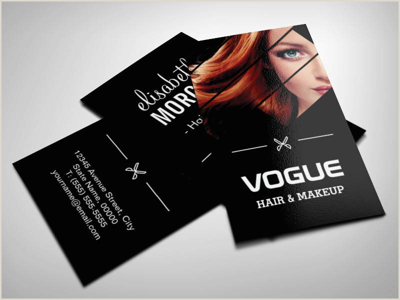 Simple Business Card Examples Top 32 Best Business Card Designs & Templates