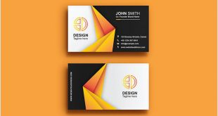 Simple Business Card Layout 25 Minimal Business Cards with Simple Modern Design Ideas