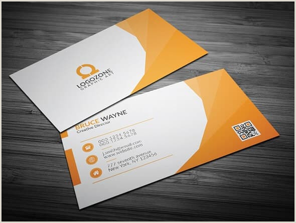 Simple Business Card Layout 75 Free Business Card Templates That Are Stunning Beautiful
