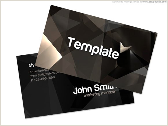 Simple Business Card Templates 100 Free Psd Business Card Templates