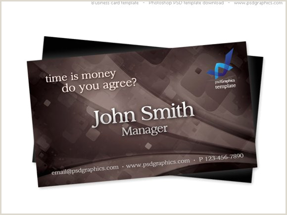 Simple Business Card Templates Free 100 Free Psd Business Card Templates