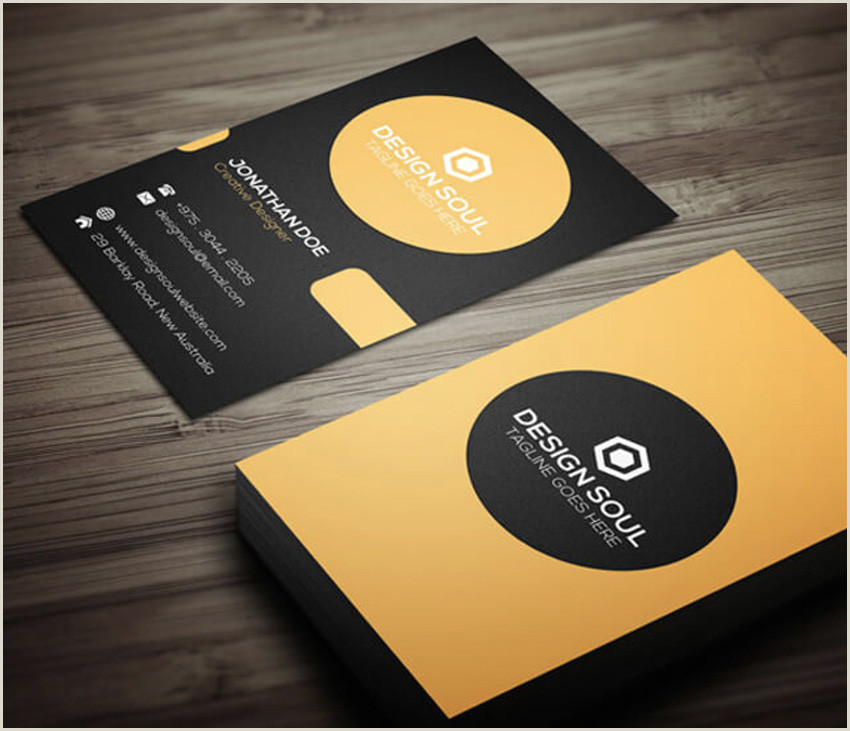 Simple Business Card Templates Free 20 Best Business Card Design Templates Free Pro Downloads