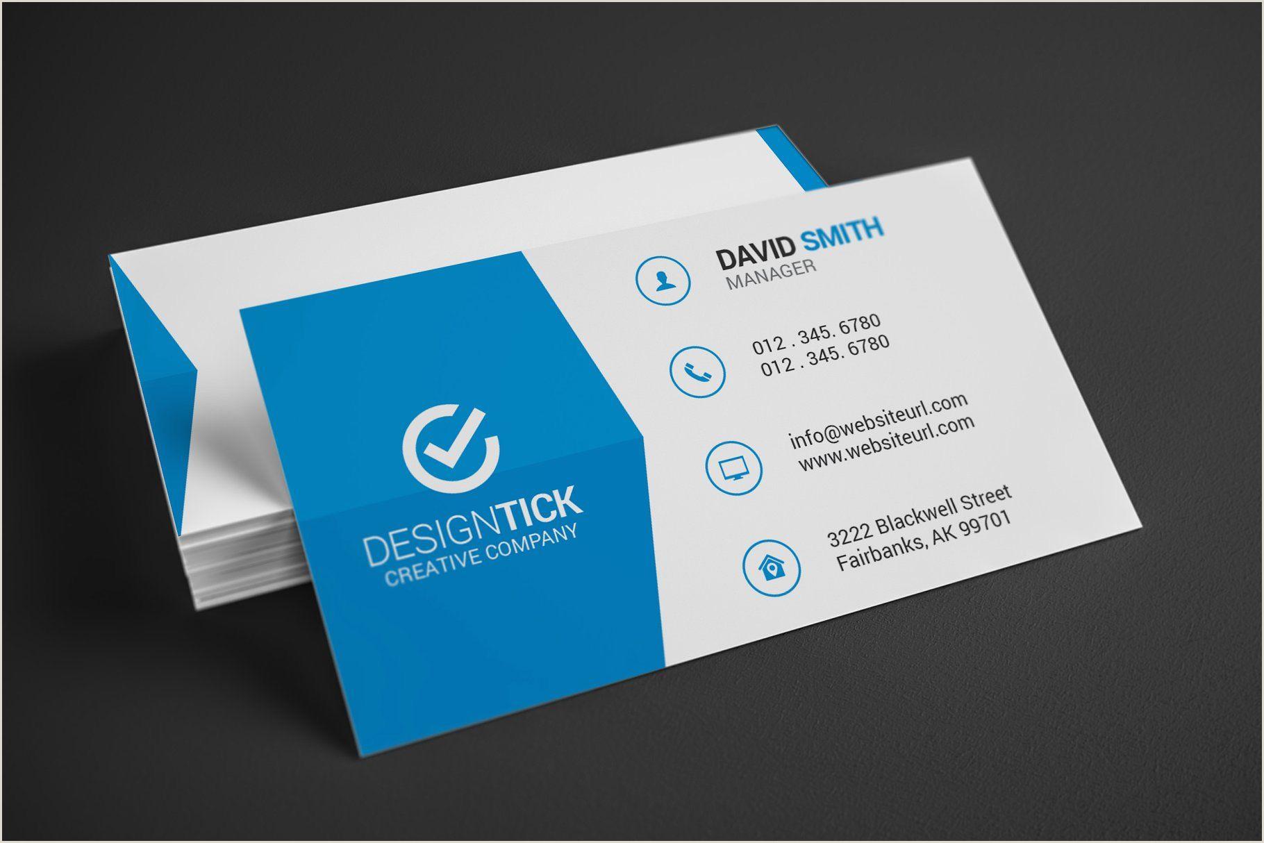 Simple Clean Business Card Simple Clean Business Card Clean Simple Business Templates