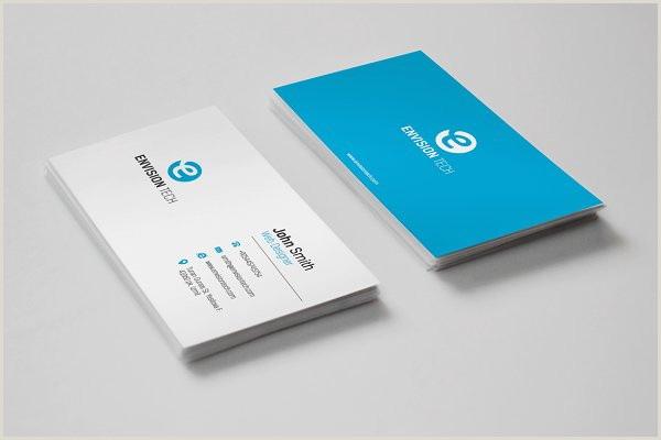 Simple Clean Business Card Simple Clean Business Card