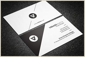 Simple Clean Business Cards Clean & Simple Business Card