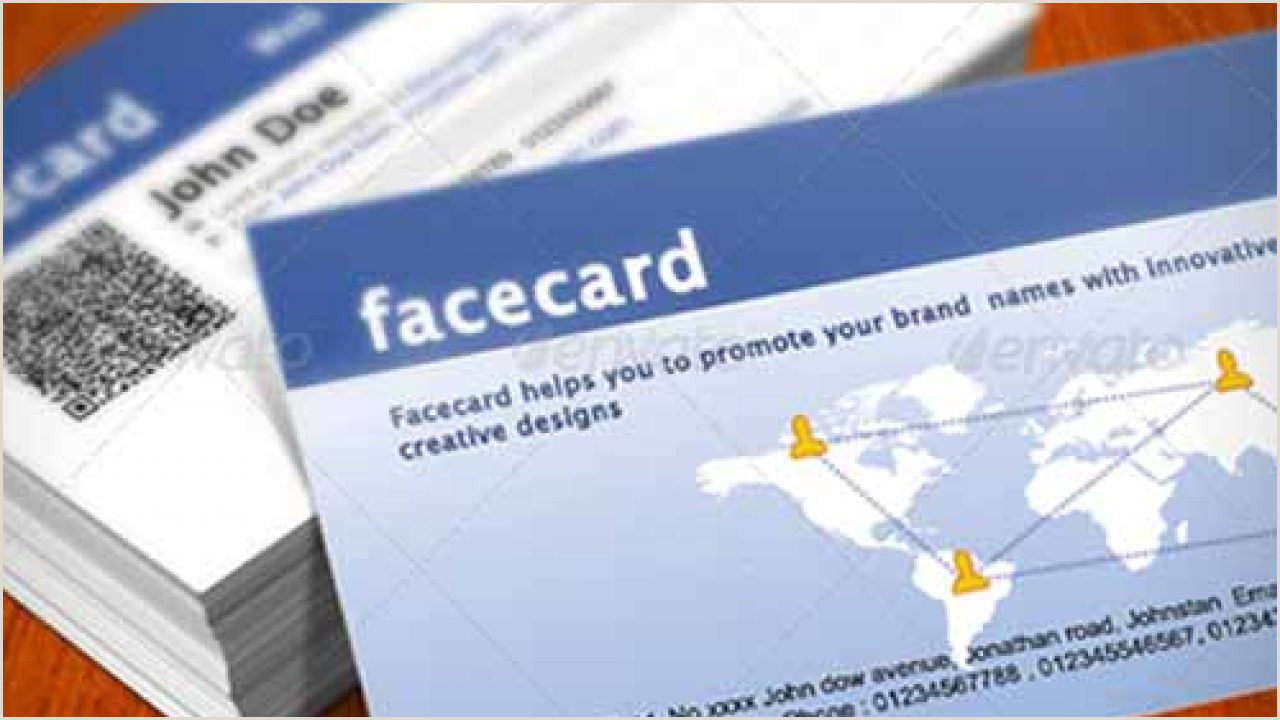 Social Media Best Business Cards Free Templetes 10 Free And Premium Business Card Templates