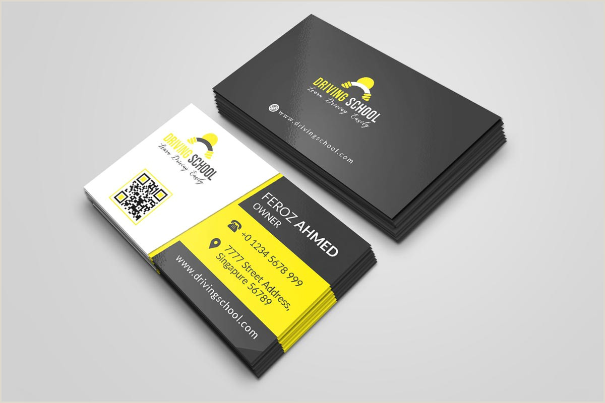 Social Media Best Business Cards Free Templetes 100 Free Business Cards Templates Psd For 2020