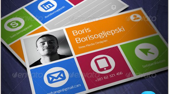 Social Media Best Business Cards Free Templetes 24 Nice social Media Business Card Psds – Design Freebies
