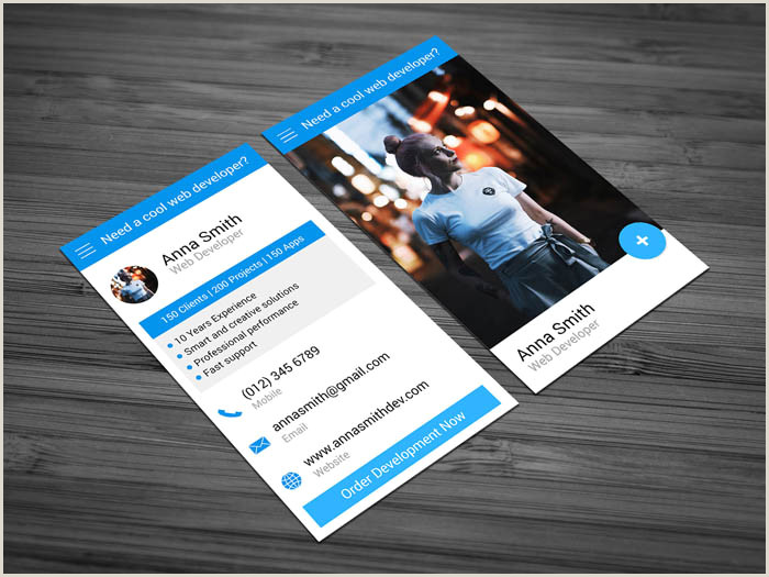 Social Media Business Cards Examples Free Social Media Business Card Template