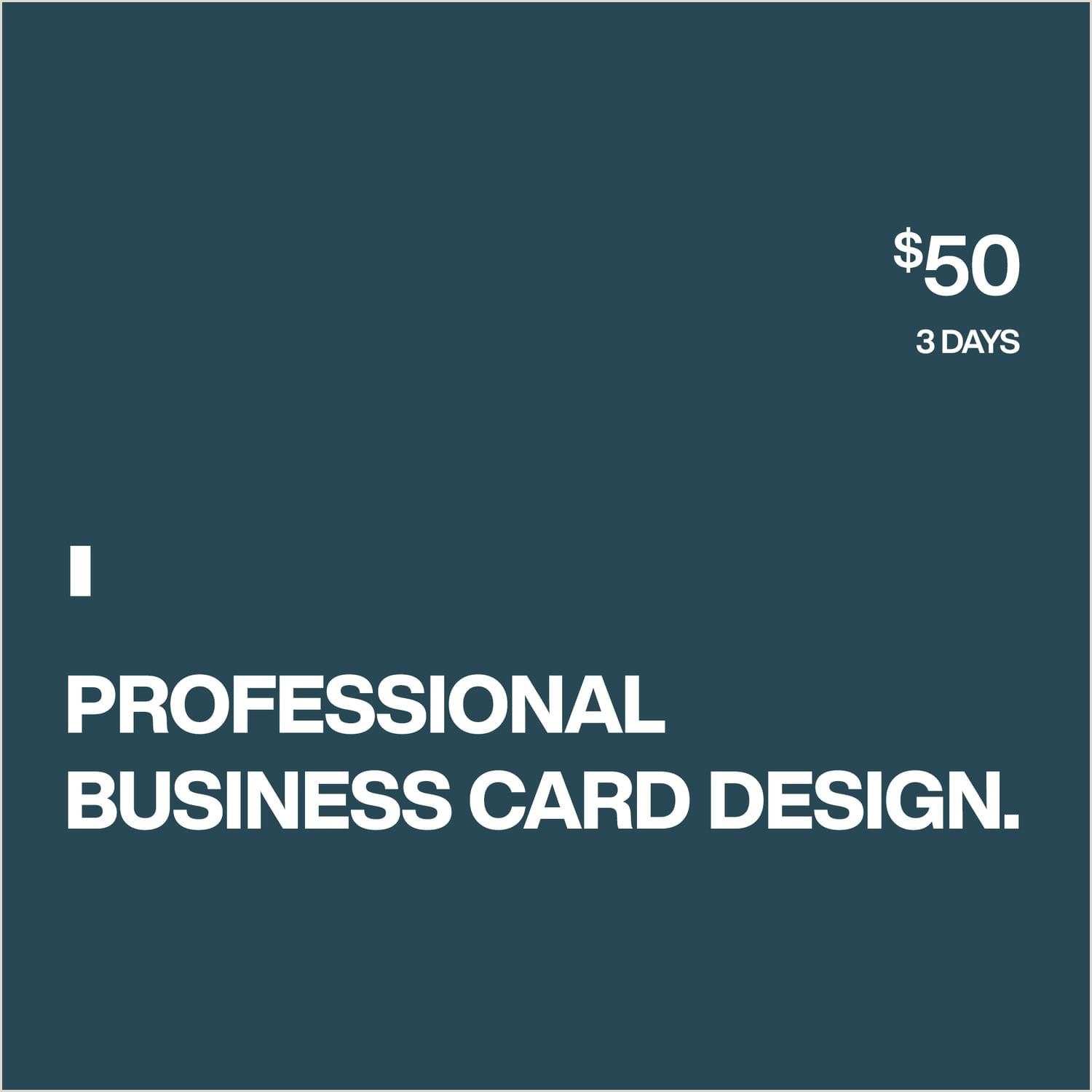 Social Media Business Cards Examples Professional Business Card Design By Unicogfx On Envato Studio