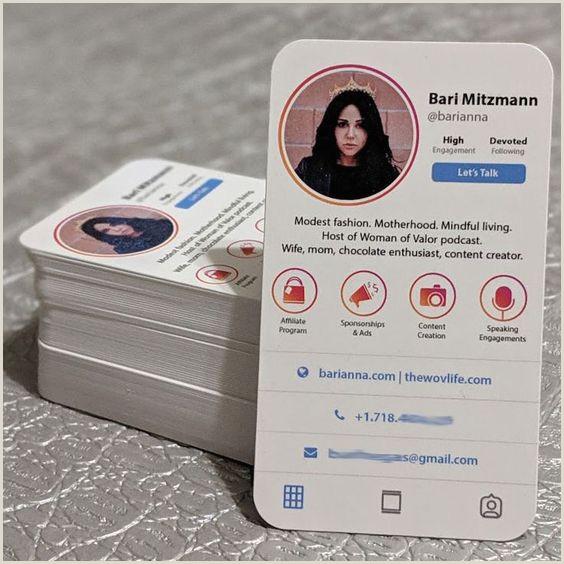 Social Media Marketing Best Business Cards 9 Must Have Social Media Business Cards To Make Your Own