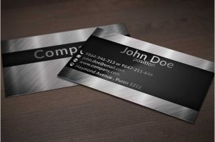 Solid Black Business Cards 100 Black Business Cards Templates Ideas