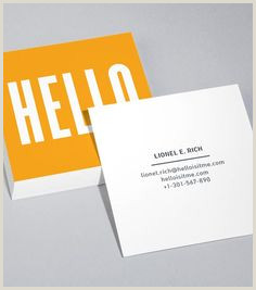 Square Unique Business Cards 70 Square Business Cards Ideas