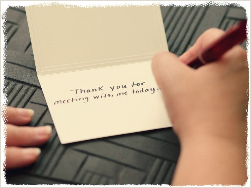 Thank You Business Cards Wording How To Write Professional Thank You Cards With Examples