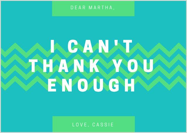 Thank You Card Designs Ideas 30 Thank You Card Ideas Canva