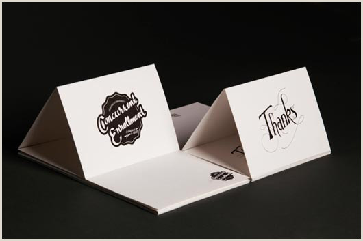 Thank You Card Designs Ideas 50 Top Examples Of Thank You Cards Jayce O Yesta