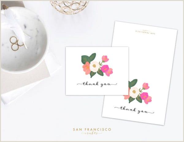 Thank You Card Designs Ideas 70 Thank You Card Designs
