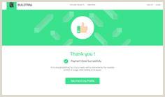 Thank You Page Design Inspiration 10 Thankyou Page Ideas