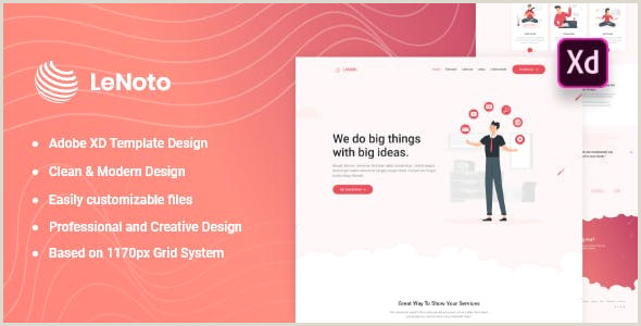 Thank You Page Design Inspiration Thank You Page Website Templates From themeforest