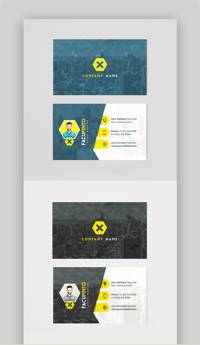 The Best Business Card 25 Best Personal Business Cards Designed For Better