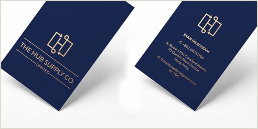 The Best Business Cards For Entrepreneuers 60 Modern Business Cards To Make A Killer First Impression