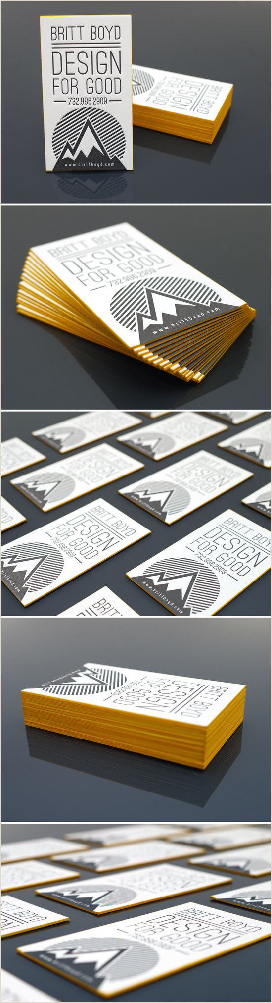 The Best Business Cards For Entrepreneuers Best Business Card Designs 300 Cool Examples And Ideas
