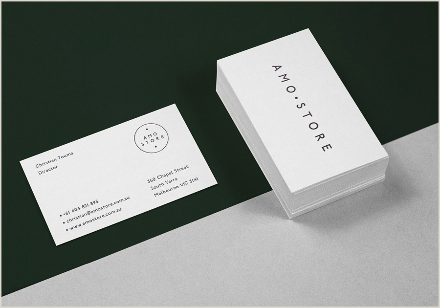 The Best Business Cards For Entrepreneuers The Best Business Card Gallery No 2 — Bp&o