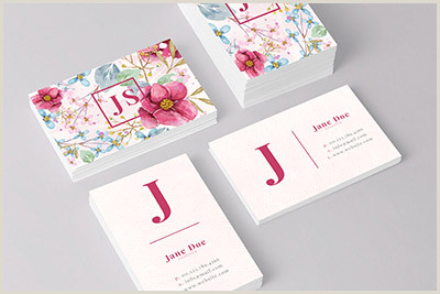 The Best Business Cards For Small Business Owners 20 Best Modern Business Card Templates 2020 Word Psd