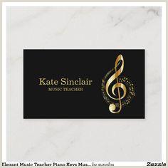 The Best Business Cards Of Cello Teacher 100 Music Teacher Business Card Templates Ideas In 2020