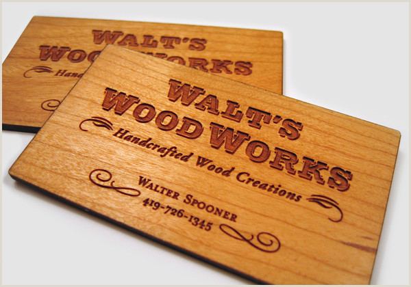 The Best Business Cards Woodworking 25 Unconventional Wooden Business Cards Inspirationfeed