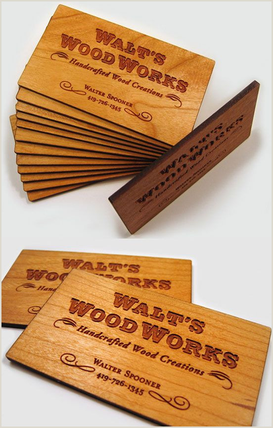 The Best Business Cards Woodworking Wooden Business Card Business Cards
